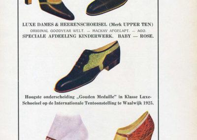 Upper Ten Shoe Works 192a