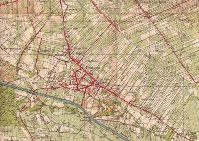 Kaart 1922