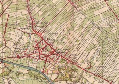 Kaart 1922 Inzoom